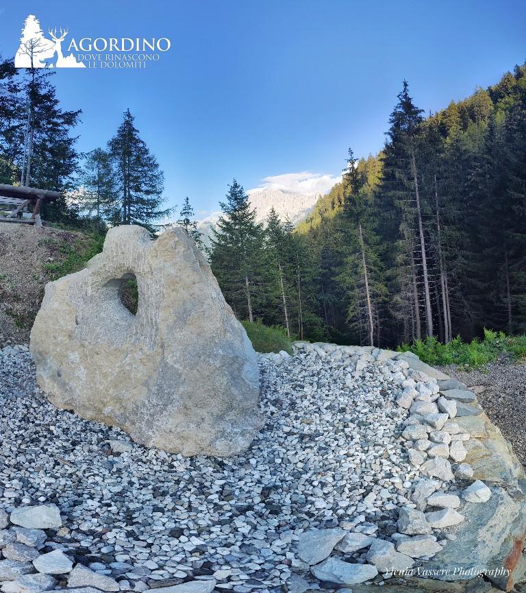 El Cor - Le Dolomiti in miniatura a San Tomaso Agordino