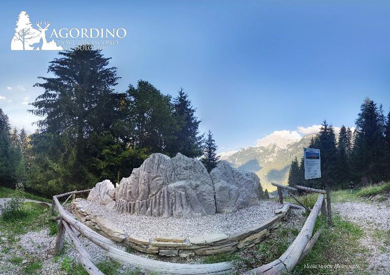 Civetta - Le Dolomiti in miniatura a San Tomaso Agordino ph. Ylenia Vassere