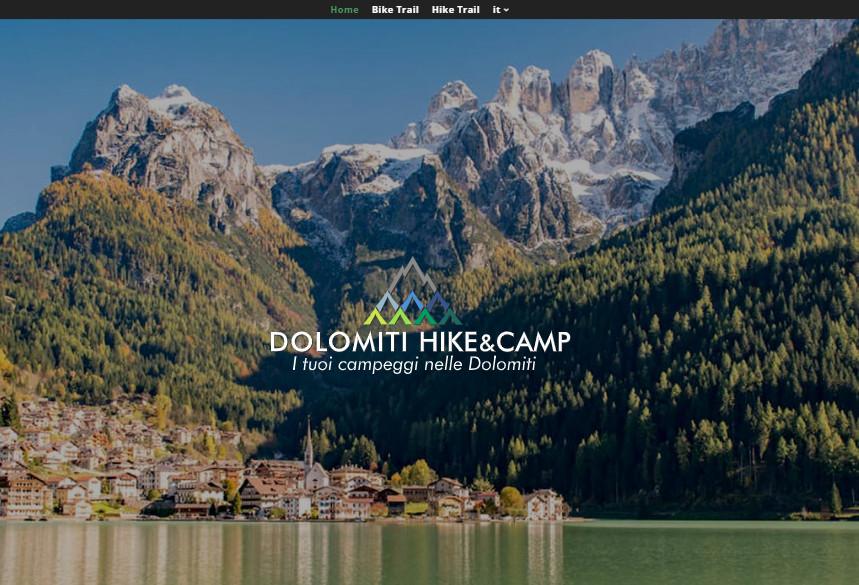 DolomitiHike&Camp - i campeggi delle Dolomiti