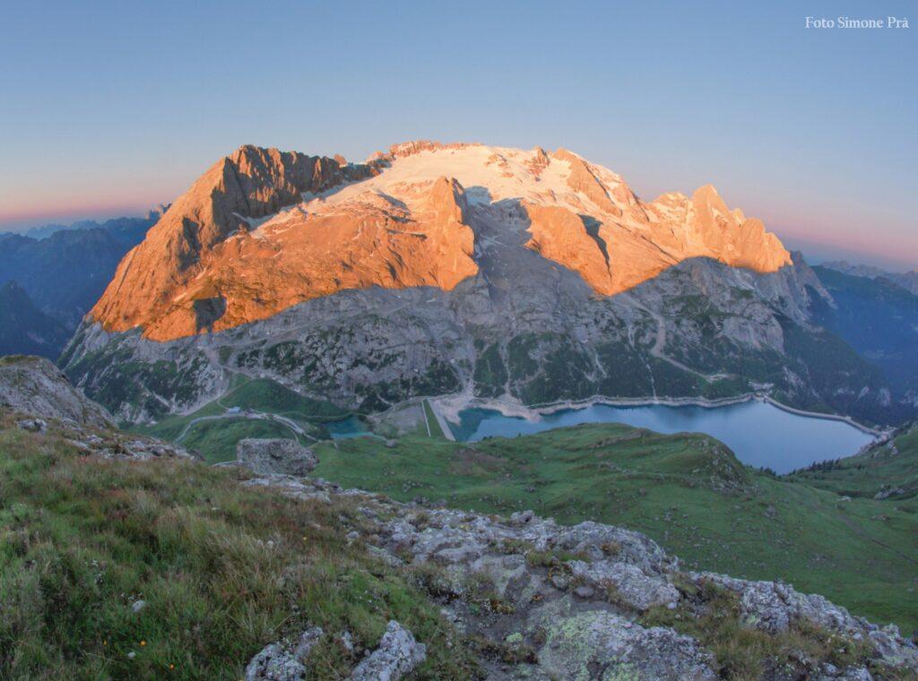 La regina delle Dolomiti - Marmolada di Simone Prà