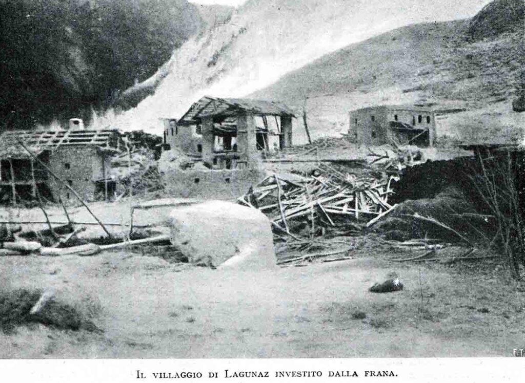 """""""Le frane nel paese delle Dolomiti"""""""