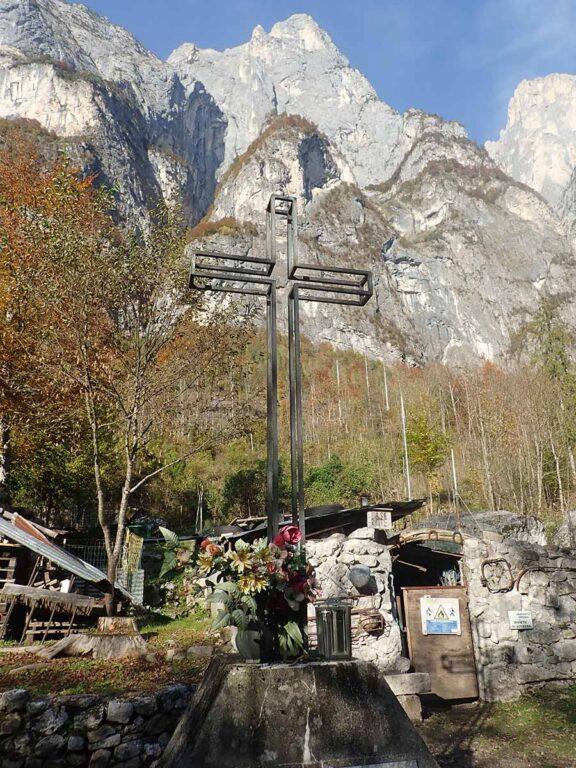 Frana Valle di S. Lucano