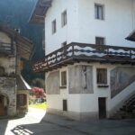 La casa di Giuliano De Rocco a Canale d'Agordo