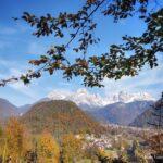 San Sebastiano autunno dolomiti agordino