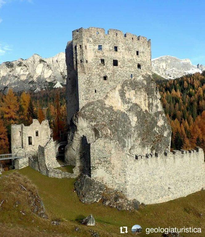 Castello di Andraz, Dolomiti
