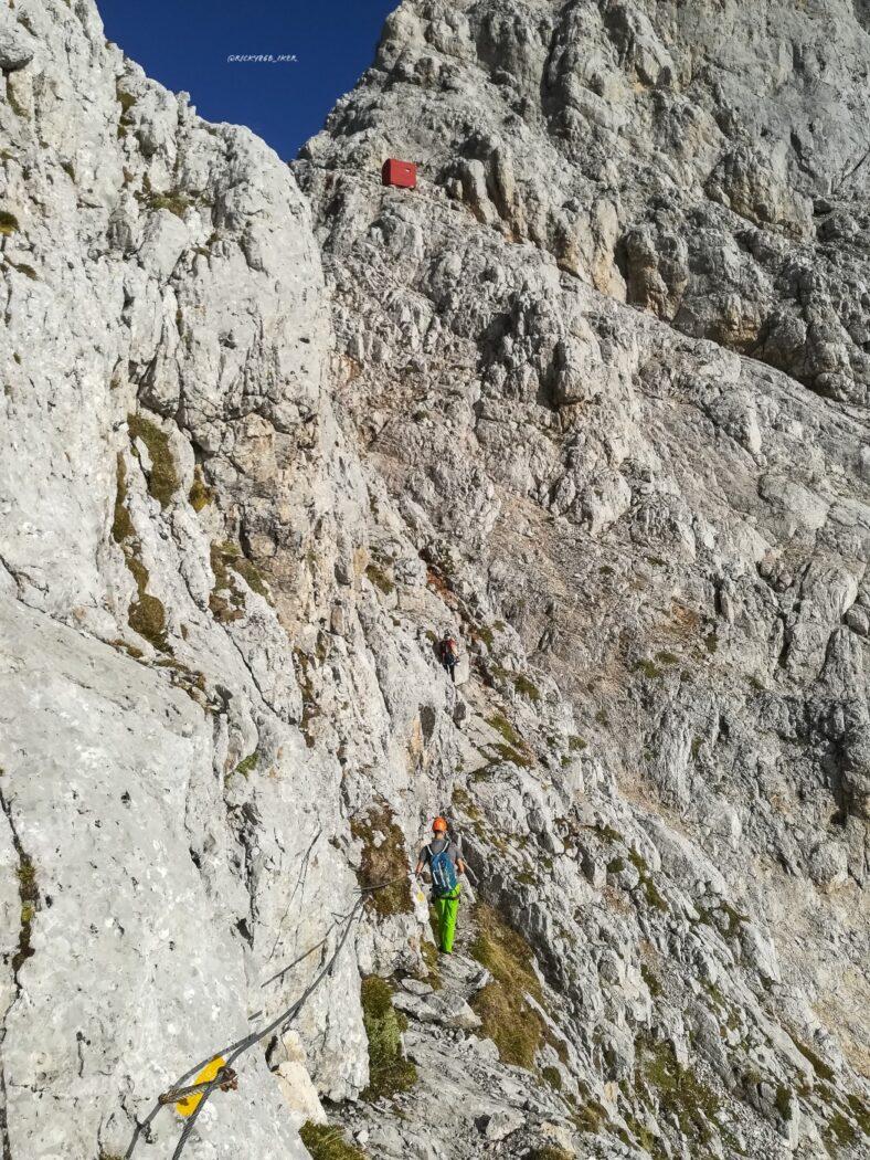 Bivacco Biasin Agordino dove Rinascono le Dolomiti