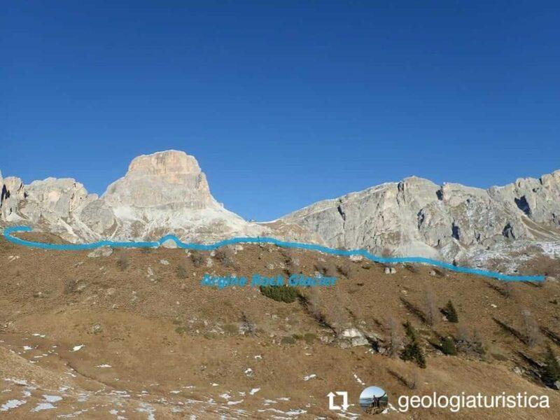 Rock Glacier, Averau, Nuvolau, Fedare, Colle S. Lucia