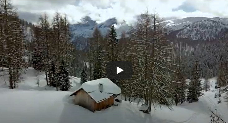 Video - Val Fredda nella Neve