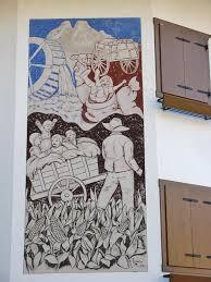 La Via del Grano di Enrica Moratelli Agordo- Paese del Graffito