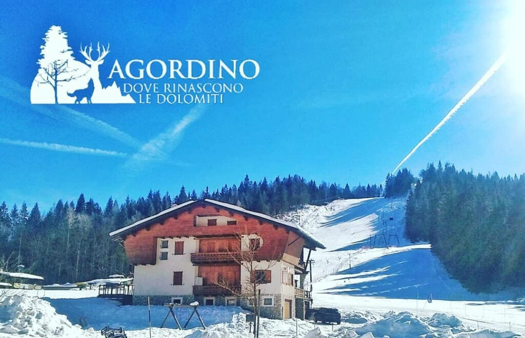 Inverno a Forcella Aurine - Gosaldo
