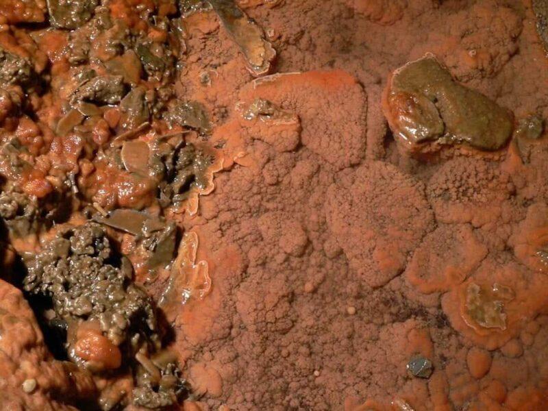 Grotta dell'onice a Caprile, Alleghe