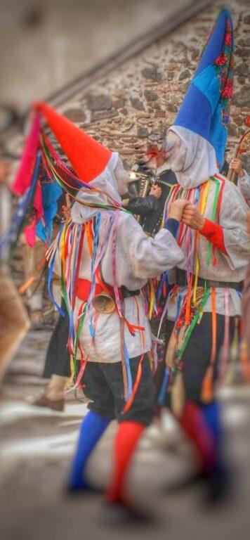 Carnevale Agordino-Matèl e Lachè de la Zinghenesta