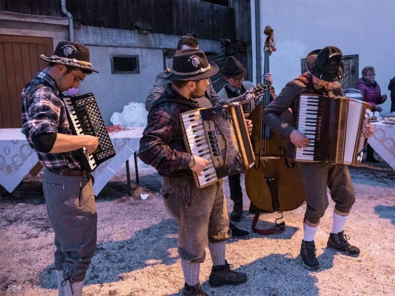 I Musicanti del carnevale Agordino - Sottoguda