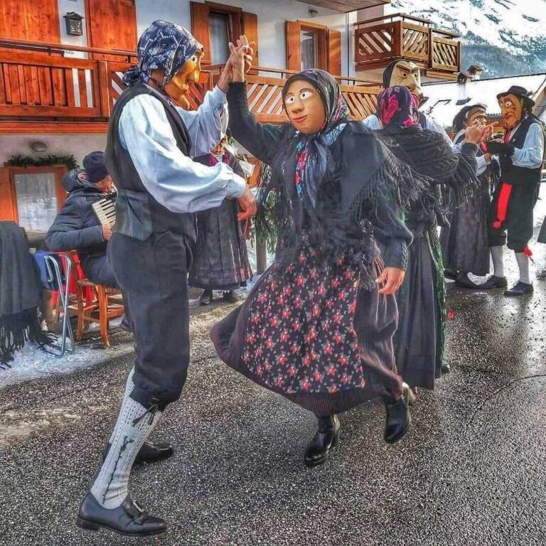 Carnevale Agordino - Olt da Riva