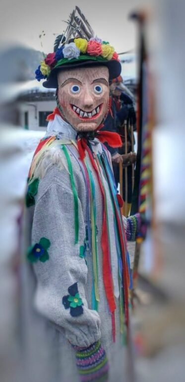 Carnevale Agordino-El paiàzo de la Zinghenesta