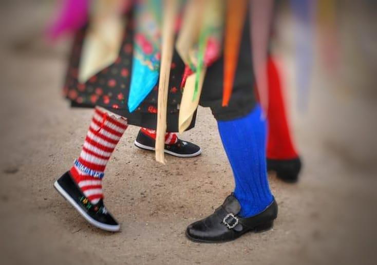 Carnevale Agordino- I scarpet de LavZinghenesta