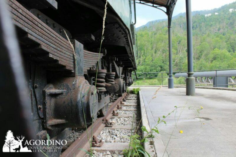 Il treno Agordino