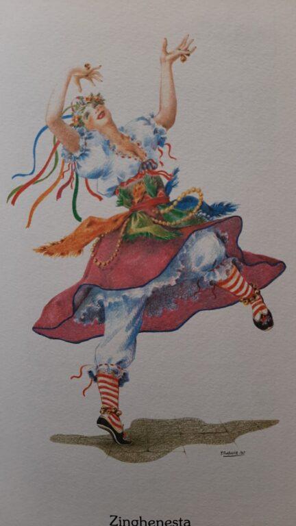 Carnevale Agordino-La Zinghenesta Originale