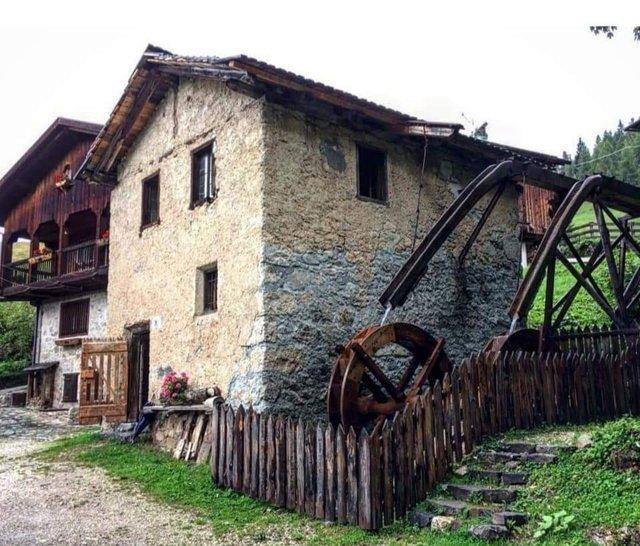Molin de i Padre - Val Fiorentina - Selva di Cadore