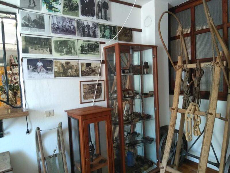Strumenti di un tempo - Museo Etnografico di Gosaldo