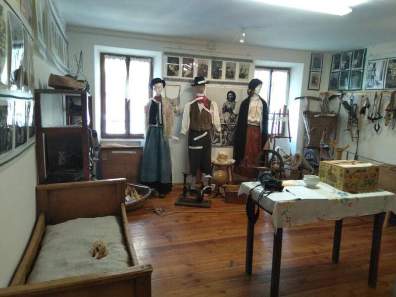 Museo Etnografico di  Gosaldo - Dolomiti