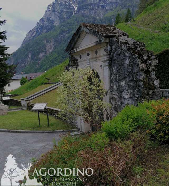 Museo degli scalpellini a Cencenighe Agordino