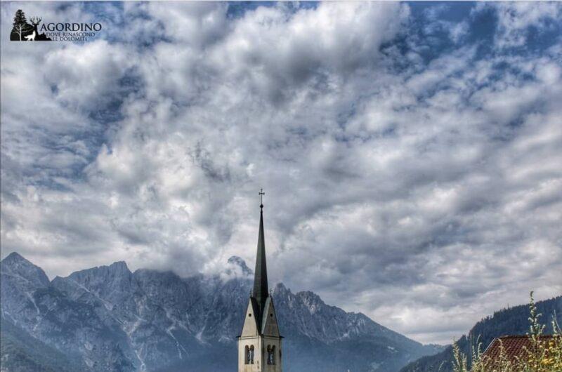 Campanile della Chiesa di Tiser - Gosaldo