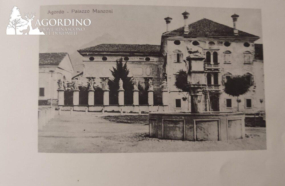 Villa Crotta De' Manzoni di Agordo