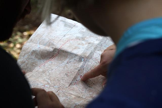 Carta escursionistica - Agordino dove rinascono le Dolomiti