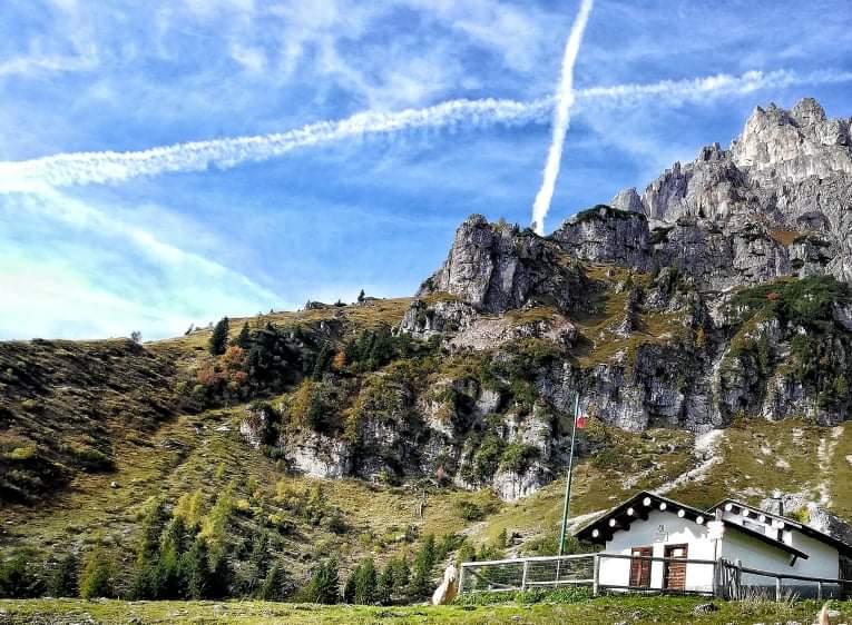 Bivacco Menegazzi G. - Pale di San Martino