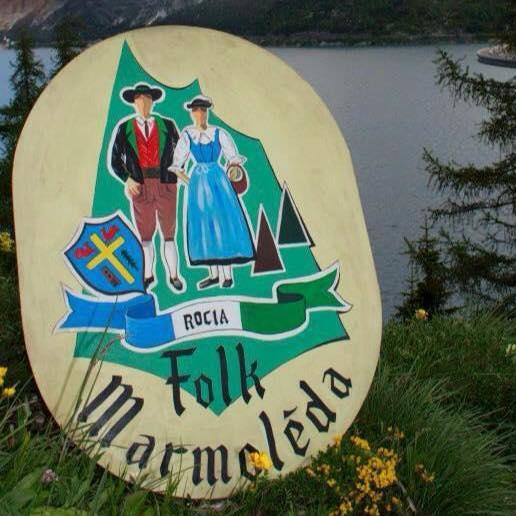 Gruppo Folk Marmolada - Grop de Bal Marmolèda Rocca Pietore