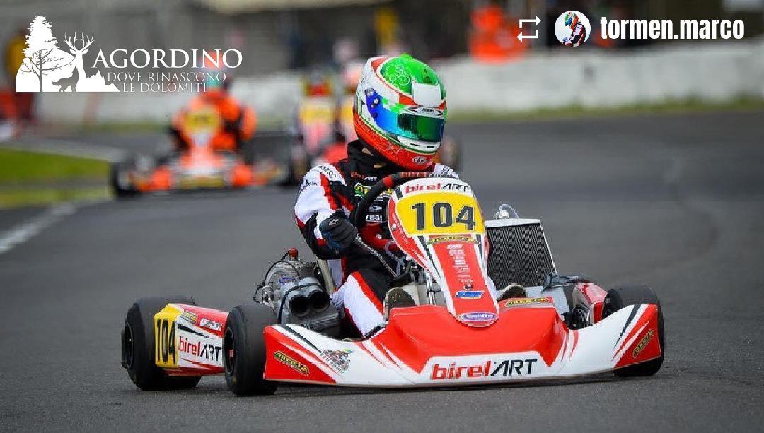 Tormen Marco - Kart - Circuito di Siena