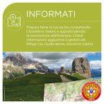 Consigli del Soccorso Alpino