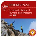 Consigli del Soccorso Alpino - Emergenza