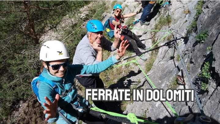 Travelsport - Ferrate in Dolomiti